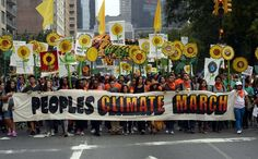 Manifestaciones para pedir medidas contra el cambio climático: ¿Nos movemos un poco?