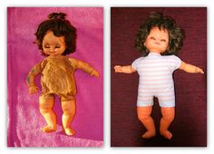 Doll Hospital  -Nouli's Place- Dolls, Face, Baby Dolls, Puppet, Doll, Faces, Baby, Girl Dolls