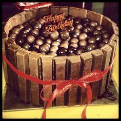 #kitkat #cake #diy #yummy