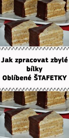 Czech Recipes, Cereal, Deserts, Food And Drink, Sweets, Homemade, Cookies, Baking, Breakfast