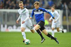 2:1-Sieg gegen Hannover 96 – zweites Halbfinale mit Hertha BSC und dem 1. FC Köln +++  Arminia steht im Wintercup-Finale