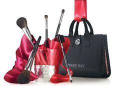 Maquiagem Mary Kay coleção pincéis!