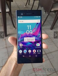Se filtran imágenes de un nuevo Sony Xperia