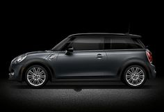 Mini Hardtop. I want one!