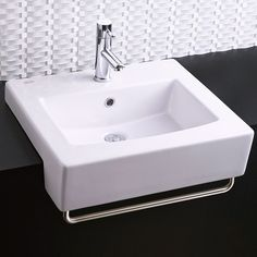 15 awesome shallow depth vanity sinks images master bathrooms rh pinterest com