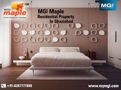 #MGI_MAPLE located in #Govindpuram, Ghaziabad, offers your own preference of 2/3 BHK #luxurious_apartments. The apartments are stunningly designed to provide its residents full comfort. Each apartment is equipped with all the modern #amenities and offers you to start a premium life. http://goo.gl/YwrMai