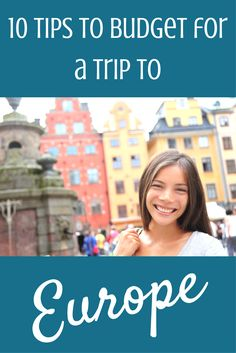 How much does it cost to travel in Europe, and how much should you budget for your trip to Europe?  I crunch the numbers to help you plan your next trip to Europe