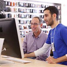 Giovani leader crescono negli Apple store