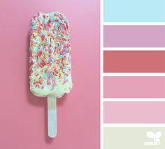 Chilled Hues via @designseeds #seedscolor #color #colorpalette #color #palette #pallet #colour #colourpalette #design #seeds #designseeds