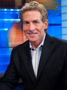 Good old Skip Bayless the other half to the duo that is First Take on ESPN Cari Champion, Tv Series 2016, Nba News, I Want Him, Espn, Good Old, I Know, Role Models, Make Me Smile