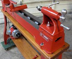 VintageMachinery.org - Photo Index - Delta Manufacturing Co. - 1460 Lathe