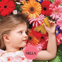 Explore fashion safely with colourful range today  #missnella #childrenfashion #safenailpolish #safecosmetics #floral