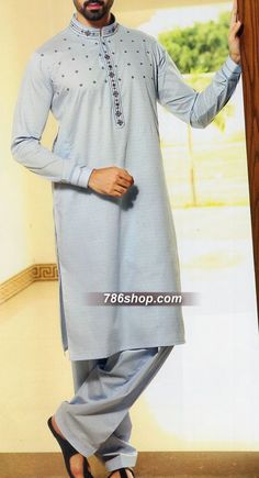 Men's Shalwar Kameez and Kurta Collections Pakistani Party Wear Dresses, Disney Wedding Dresses, Eid Dresses, Pakistani Wedding Dresses, Pakistani Outfits, Indian Dresses, Pakistani Clothing, Wedding Hijab, Shalwar Kameez Pakistani