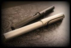 I love pens.