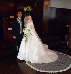 新郎新婦様からのメール 高輪教会・ラマージュ・高松 : 一会 ウエディングの花