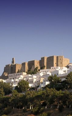 Monastery of Saint John the Theologian, Patmos Island  www.house2book.com