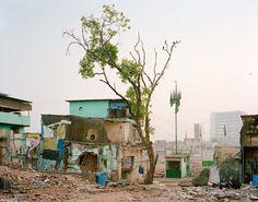 Noah Addis (American, b. Golibar Slum Rehabilitation Mumbai, 2011 Museum of Contemporary Photography.