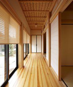 Japanese Architecture, Sustainable Architecture, Architecture Design, Pavilion Architecture, Residential Architecture, Contemporary Architecture, Traditional Japanese House, Japanese Interior Design, Japanese Door