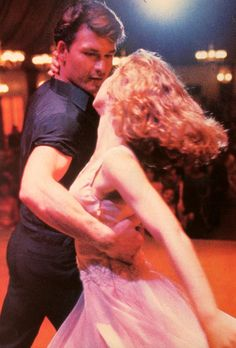 """See, Baby is on the dance floor...not in a stinking corner !!"" Dirty Dancing, beautiful movie"