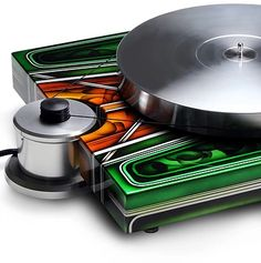 ZV5: Analogue Turntables