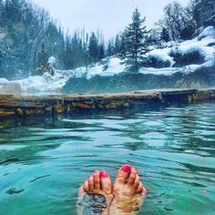 5 Of The Best Colorado Hot Springs - 1000 Things to Do in Denver