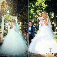 """""""Istanbul Bağdat Caddesi DreamON mağazası ve Konya DreamON mağazasına teşekkür ediyorum"""" Tuğba Yılmaz  #dreamon #dreamongelinlik #aşk #gelinlik #enchantingsense #serenity #mutluluk #mağaza #istanbul #konya #wedding #enmutlugun www.dreamon.com.tr"""