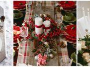 Protože inspirace není nikdy dost, zvláště v tomto období, přinášíme Vám další dávku nápadů na Vánoční dekoraci!