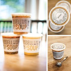 soup packaging - Google Search