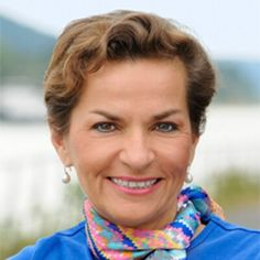 The Costa Rican Christiana Figueres Olsen is one of the most authoritative voices on climate change in the world. She has been the Executive Secretary of the United Nations Framework Convention on Climate Change (UNFCCC),