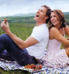 Michala Banas  Brett Tucker of McLeod's Daughters. Dave and Kate. Great tv, show, photo