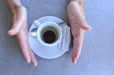 RAMÓN GRAU. Director of Photography: Café de la semana . Casa Domingo . Alicante septiembre de este año .