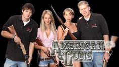 Family run gun Shop, they also make custom guns