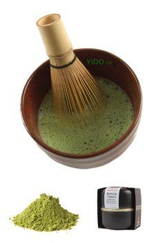 Matcha - Die andere Art Tee zu trinken.