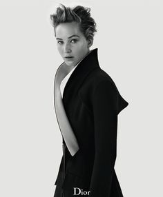 Jennifer Lawrence Looks Flawless Yet Again For Dior