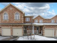 Barrie Real Estate Tours HD Video Tour 27 Southwoods Cr Barrie, Ontario
