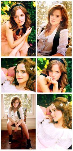 Emma Waston has gorgeous hair!!!