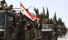 مقتل 2 من عناصر الجيش السوري وإصابة…: مقتل 2 من عناصر الجيش السوري وإصابة 7 آخرين في تفجير انتحاري في مدينة حمص