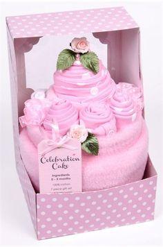 Направи сам - Торта од пелени за малата принцеза
