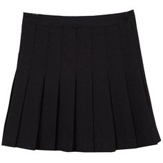 Amazon.com: MIXMAX Women High Waist Pleated Mini Tennis Skirt CL011:... (140 ARS) ❤ liked on Polyvore featuring skirts