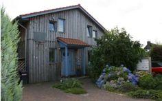 Niedrigenergie - Holzhaus in Bremerhaven