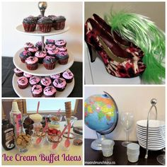 Moms Night Out Ideas plus more MOMS Club ideas/activities