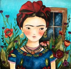 Frida Kahlo Inspired Art Show at Casa Artelexia