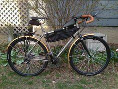 Salsa Vaya Ti. Incredible all around bike made for Salsa Cycles by Lynskey.