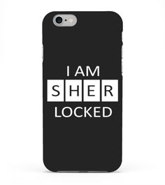sherlocked phone cases  #image #shirt #gift #idea #hot #tshirt #movie #film