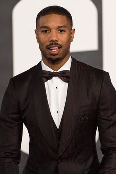Michael B Jordan Creed European Premiere Red Michael B Jordan, Black Is Beautiful, Beautiful Boys, Gorgeous Men, Beautiful People, Boys Lindos, Black Panthers, Raining Men, Black Boys