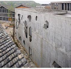 < Back to  New Academy of Art in Hangzhou / Wang Shu, Amateur Architecture Studio