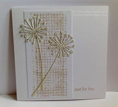 Sonia-Jane Creations: Quick Cards.