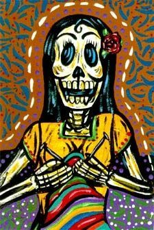 dia de los muertos decorations - Google Search