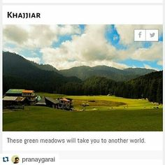 #Repost @pranaygarai with @repostapp To get featured tag your post with #Talestreet Meadows of Khajjiar #talestreet #travel #travelogue #traveller #himachal #incredibleindia #travelography #explorer #wanderer #wanderlust #instatravel #greens #meadows #nature #clouds #sky #twitter #travelbug #explore #exploreearth #travelindia #travelworld #travelislife #travelawesome #travelgram