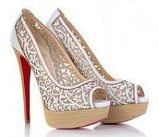 Christian Louboutin|Gwynitta 100 glitter-finished leather sandals